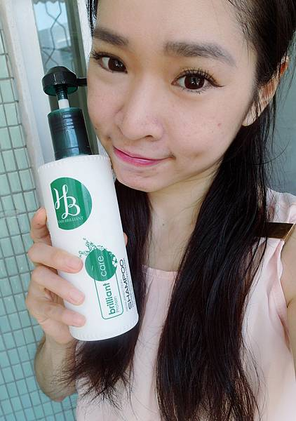 HB清爽型洗髮乳