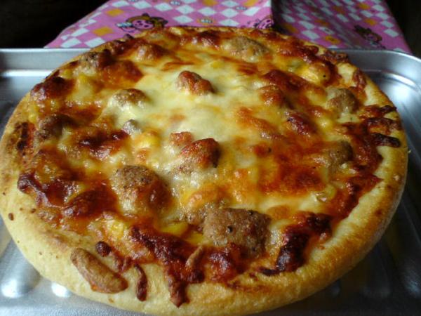 貴客手工披薩4