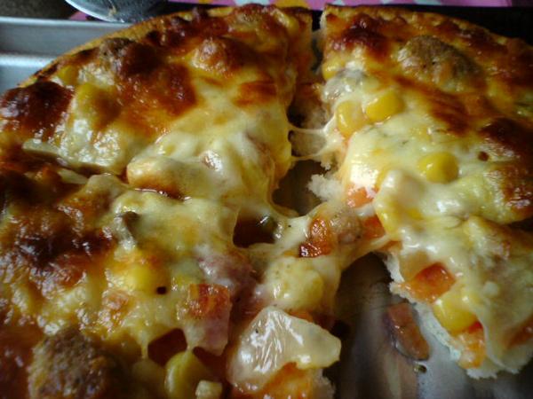 貴客手工披薩5