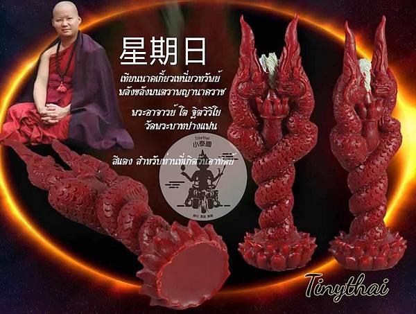 阿贊威帝_招財雙水龍เทียนพญานาคเกี้ยว聯合祈福法會11.jpg