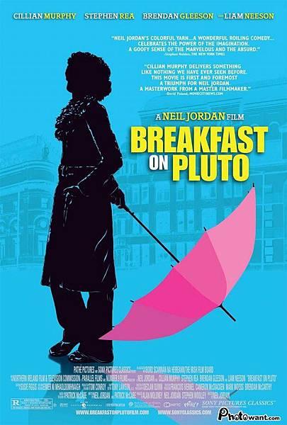 電影-冥王星早餐