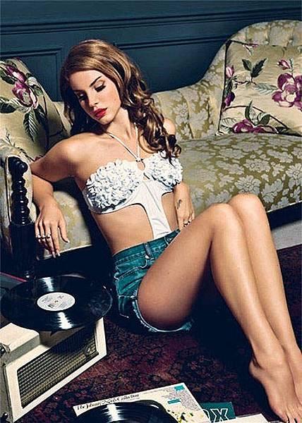 歌手-拉娜德芮