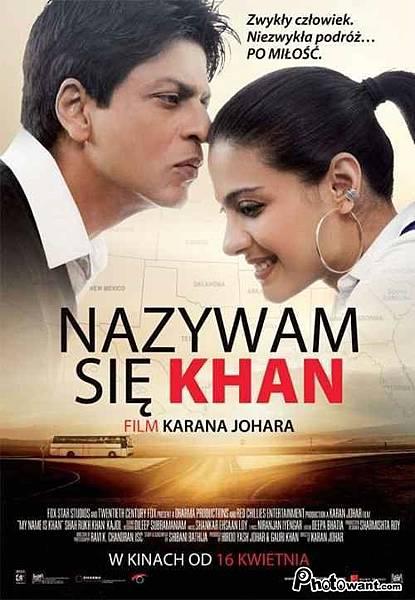 電影-我的名字叫可汗