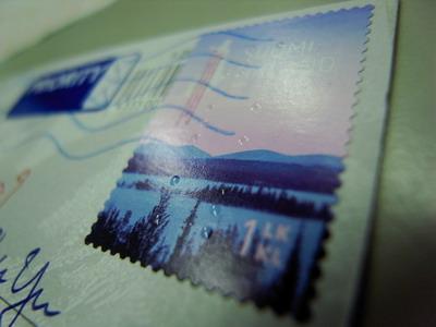 No1.波蘭的朋友-郵票