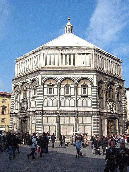 450px-Firenze.Baptistry06