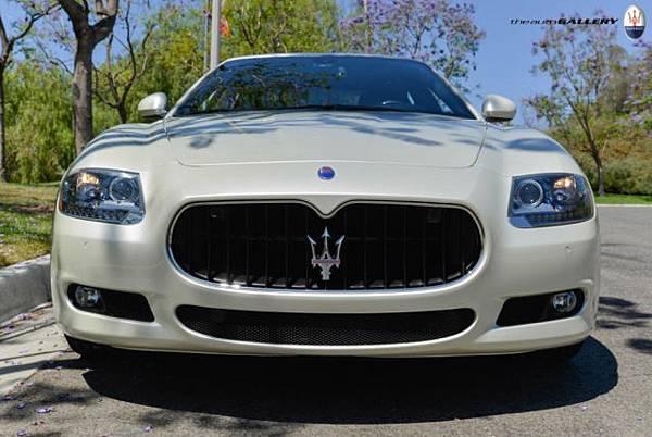 Maserati Qp頭