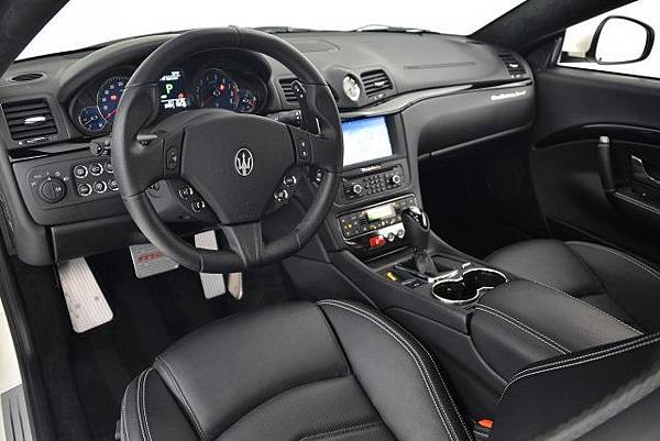 Maserati GT儀表