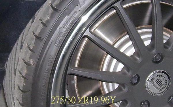 335i的輪胎