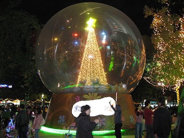 我也想要這種水晶球..