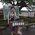 日本的天氣沒有台灣熱...
