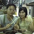 陳小黑要回宜蘭了..我們和他吃最後一餐..