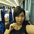 2008.09.21坐火車來去中壢找李老師烤肉囉....