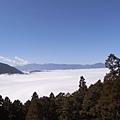 雲海真的很美..