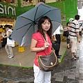 在香港買的一隻17港幣的傘..