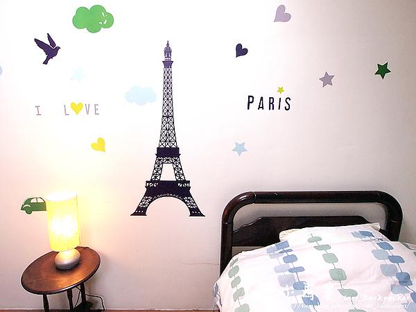 時尚花都巴黎