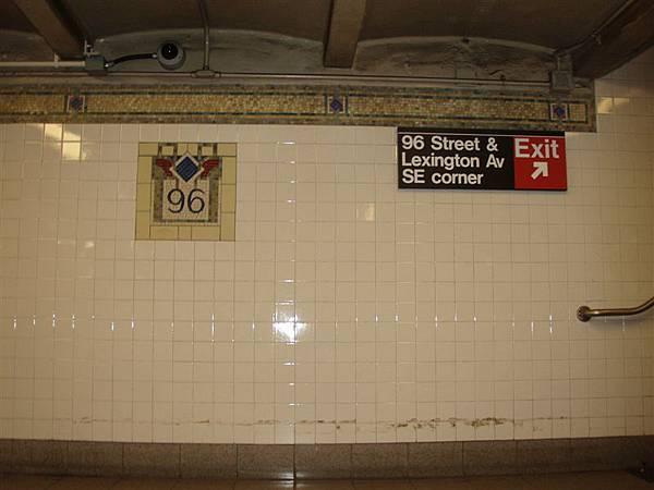 這是每天出門回家的地鐵站!