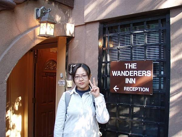 The Wanderers Inn大門口