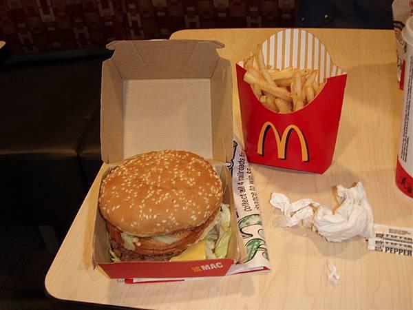 DAY 5-麥當勞大麥克