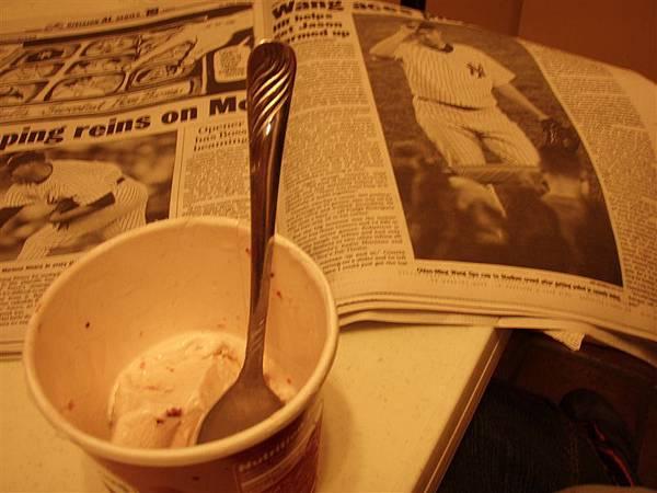 DAY 9-Häagen-Dazs超幸福!一個人吃一筒冰淇淋!超讚...在米國便宜很多哩