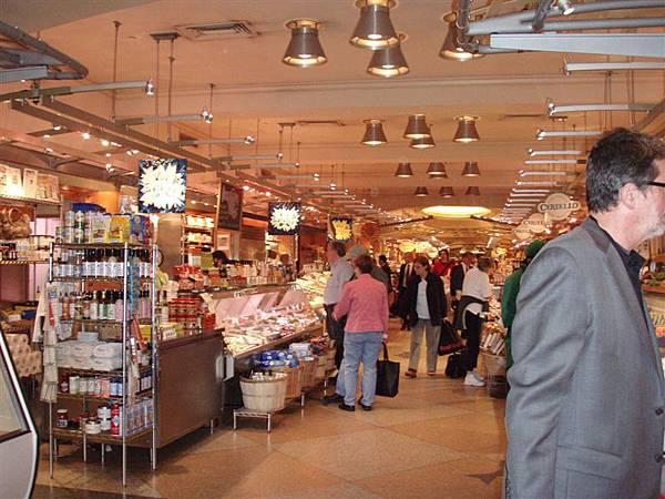 DAY 1-中央車站內的小市集
