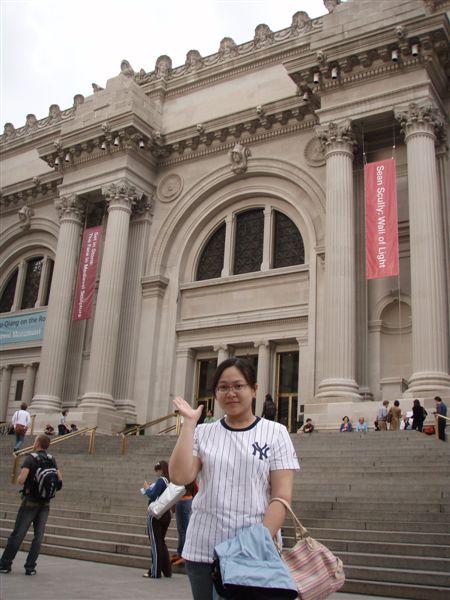 DAY 2-路經大都會博物館