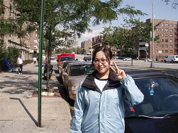 DAY 2-尋找BRONX GARDEN--第一個行程就很不順!坐地鐵走路一整個早上!就是找不到!!!失敗!....大失敗