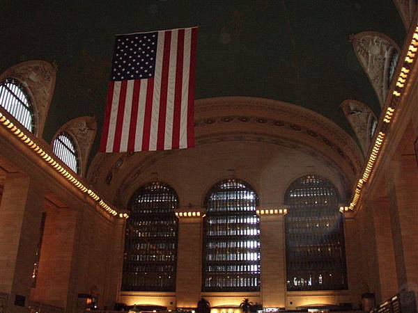 DAY 3-從中央車站出發的一天--目標:走路到最東邊的聯合國