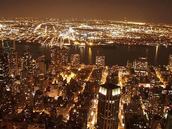 DAY 6-曼哈頓島夜景看透透...什麼角度都美!!!