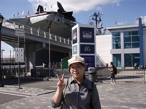 DAY 7-陸海空博物館&航空母艦