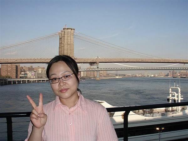 DAY 9-南街海港遠眺布魯克林大橋