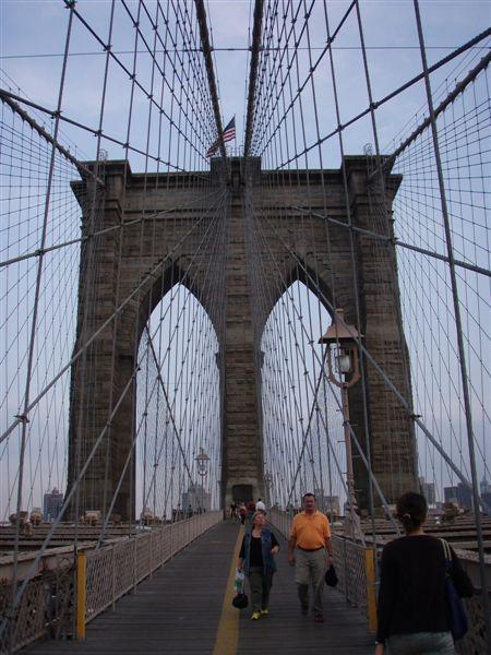 DAY 9-布魯克林大橋