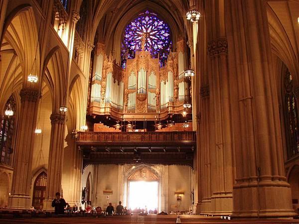 DAY 10-聖派崔克大教堂(管風琴)
