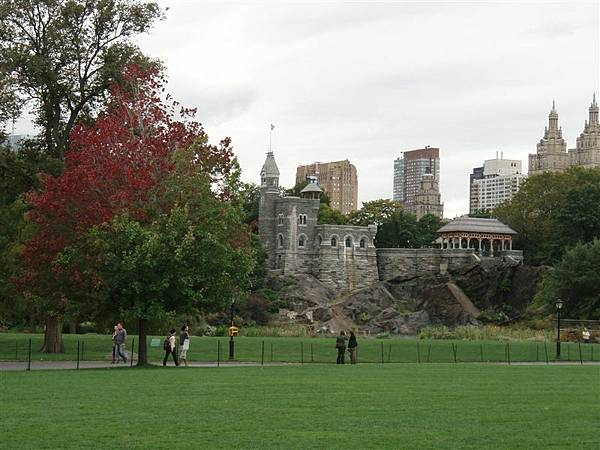 DAY 11-中央公園