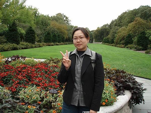 DAY 12-布魯克林植物園不輸中央公園唷