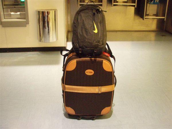 Day1-我的行李就這兩件囉!
