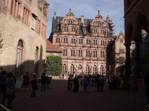 Day2-海德堡古堡區