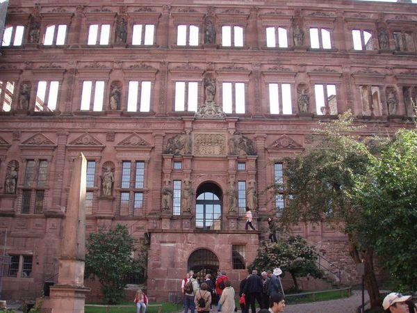Day2-海德堡古堡區-德國藥事博物館