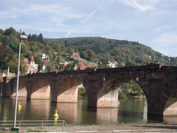 Day2-海德堡涅卡河畔的老橋