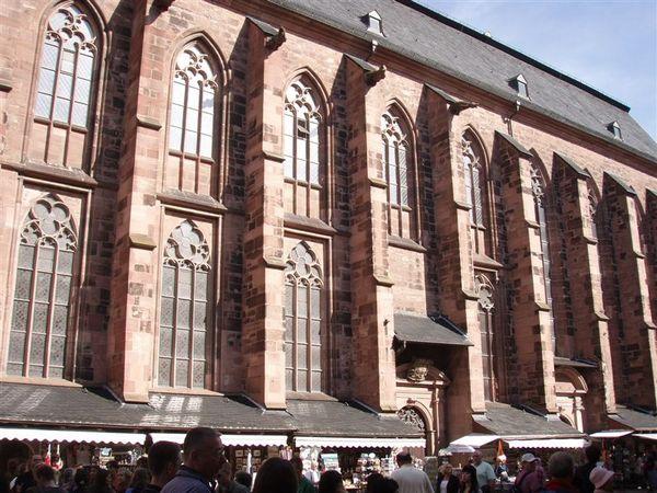 Day2-海德堡大學城徒步區