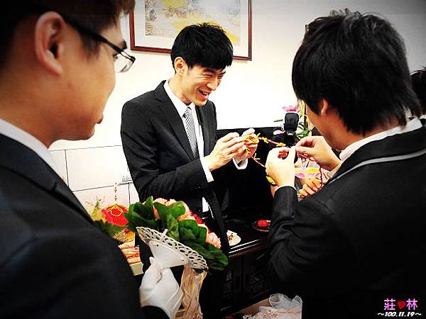 1001119_莊&林's wedding_迎娶篇I
