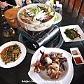 甕仔雞+砂鍋魚頭