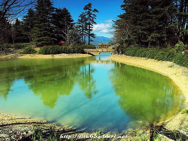 福壽山農場_鴛鴦湖