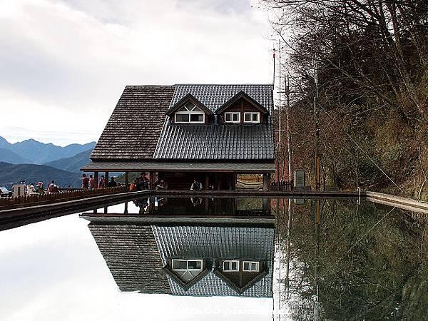 武陵農場天池