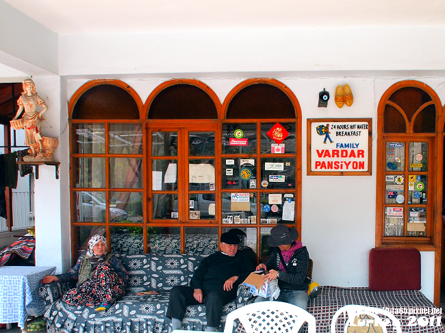 Vardar Family Pension@Selcuk