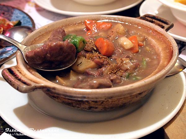 阿拉伯小茴香燉牛肉