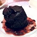 火山熔岩巧克力蛋糕