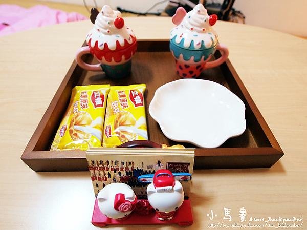 可愛的小餐盤