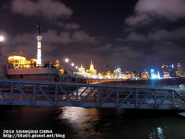 外灘ㄉ夜景