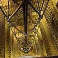 前進天文塔頂...沿著螺旋走道往上走