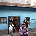 黃金巷-卡夫卡舊居Ni22
